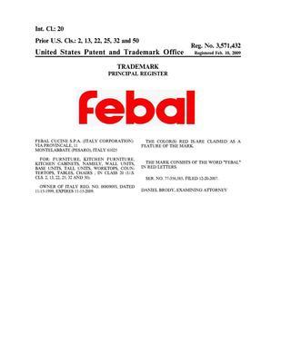 FEBAL Details, a Report by Trademark Bank | Calendar Your ...