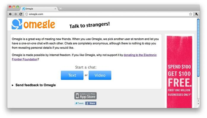 OMEGLE Details, a Report by Trademark Bank | Calendar Your