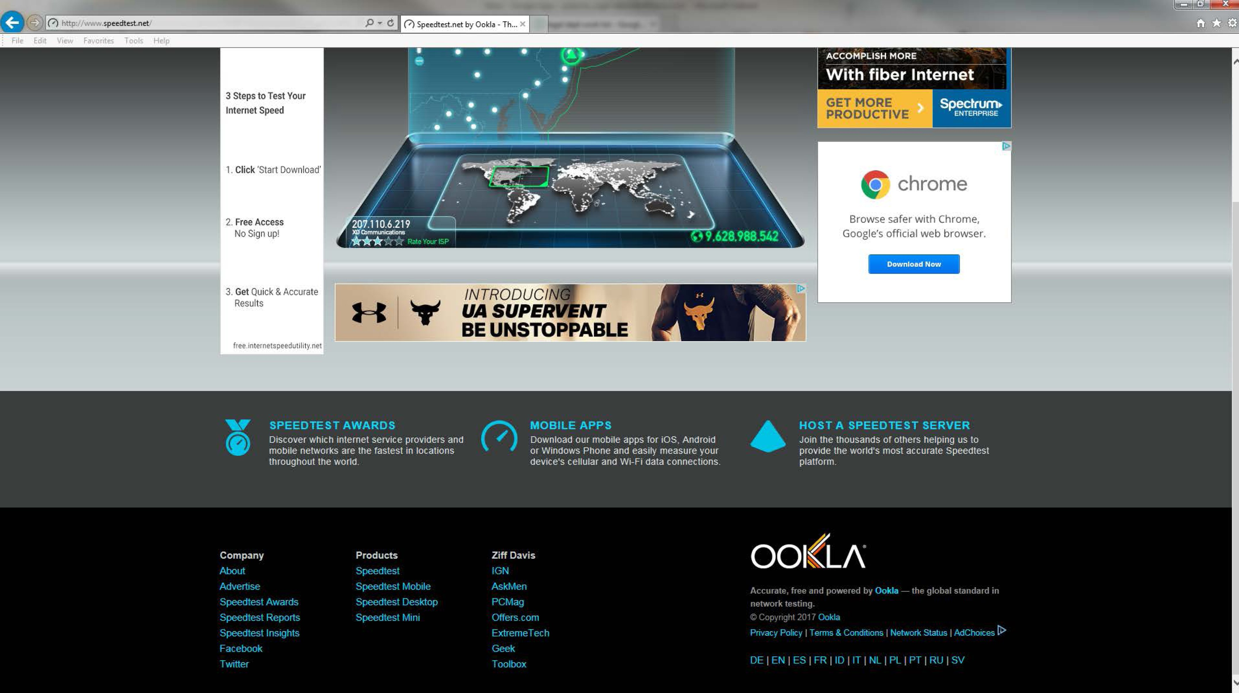 OOKLA Details, a Report by Trademark Bank | Calendar Your Mark